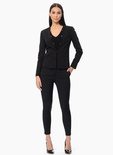 Network Blazer Ceket Siyah